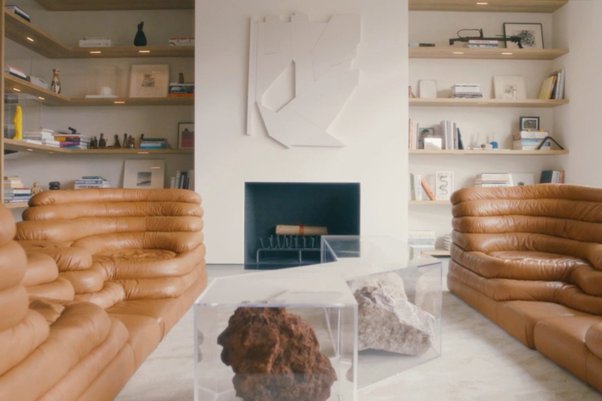 Yves Behar Opens The Doors To His Sleek San Francisco Home In A New Video