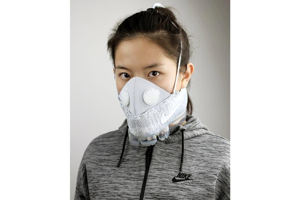 Nike Air VaporMax Mask Zhijun Wang