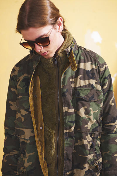 nonnative 2017 Fall Winter Collection Lookbook