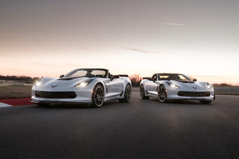 2018 C7 Corvette Carbon 65 Grand Sport Z06