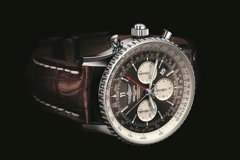 Breitling Watches Sells Majority Stake to CVC