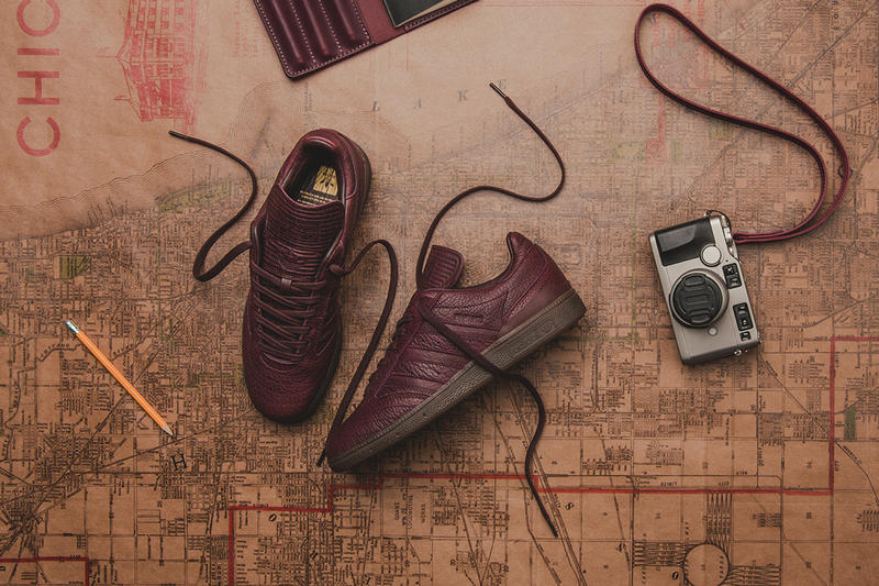 buy online f9150 70492 adidas horween leather company Busenitz Pro Horween brown tanned tan leather  shoe
