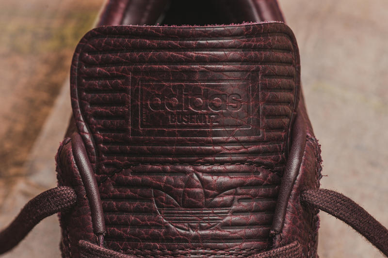 adidas horween leather company Busenitz Pro Horween brown tanned tan leather shoe