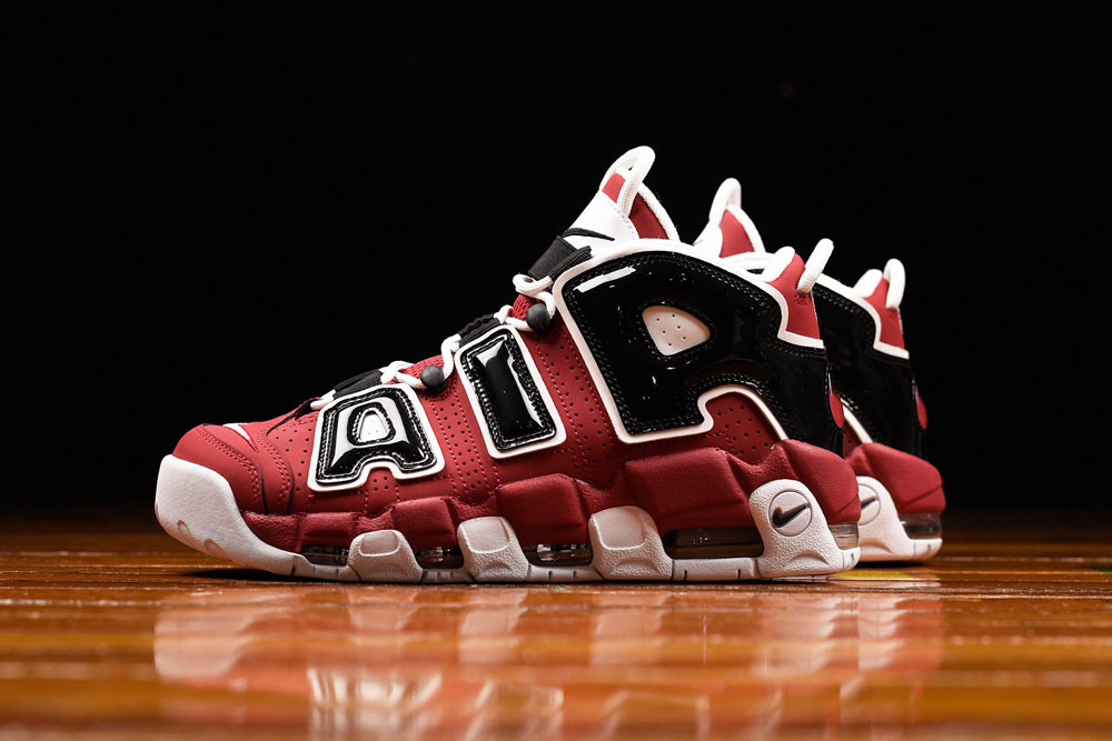 free shipping 11fbc 44e34 Nike Air More Uptempo OG 1996 Scottie Pippen