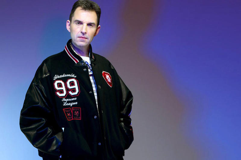 Tim Westwood Palace New York Grand Opening