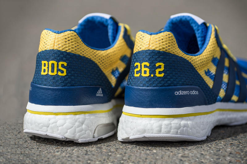 adidas adiZero Adios for 121st Boston Marathon 2017 5d98ffa01