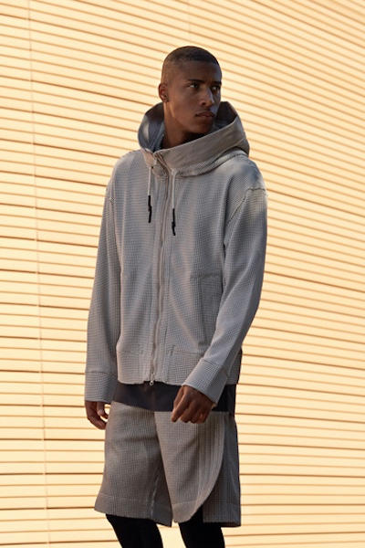 adidas Day One 2017 Spring/Summer Lookbook Basketball Court Shorts Sneakers Lookbooks
