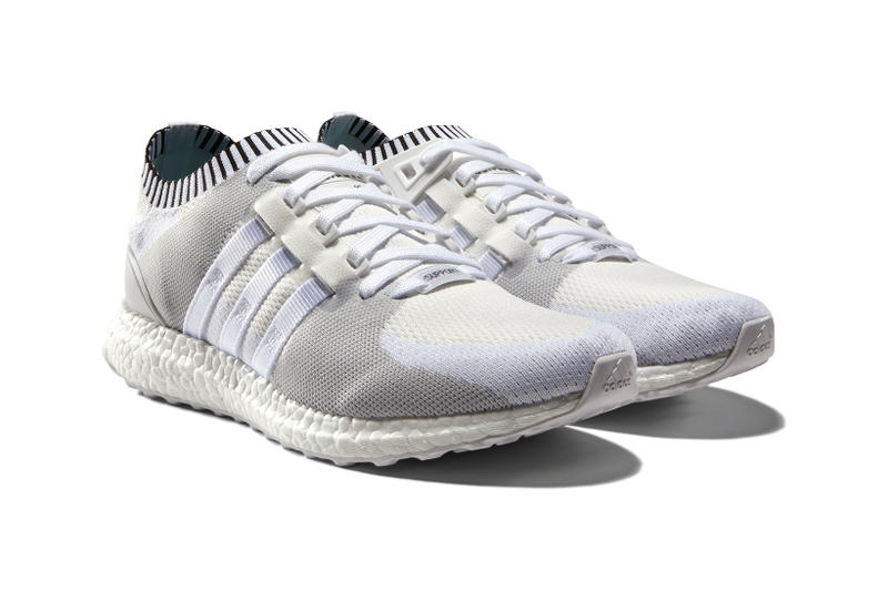 the best attitude 7217c ddfef adidas Releases All-White & Bright EQT Support | HYPEBEAST
