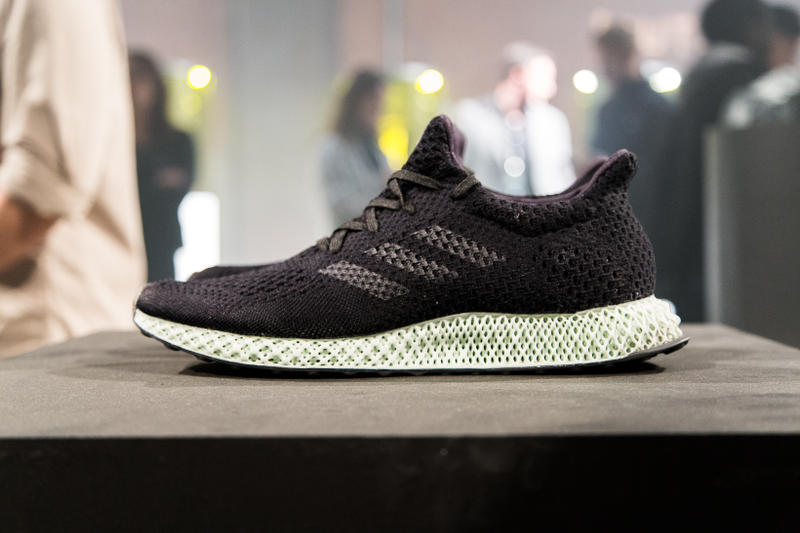 d0120dbbc365 adidas Futurecraft 4D UltraBOOST Black Green Jeff Staple