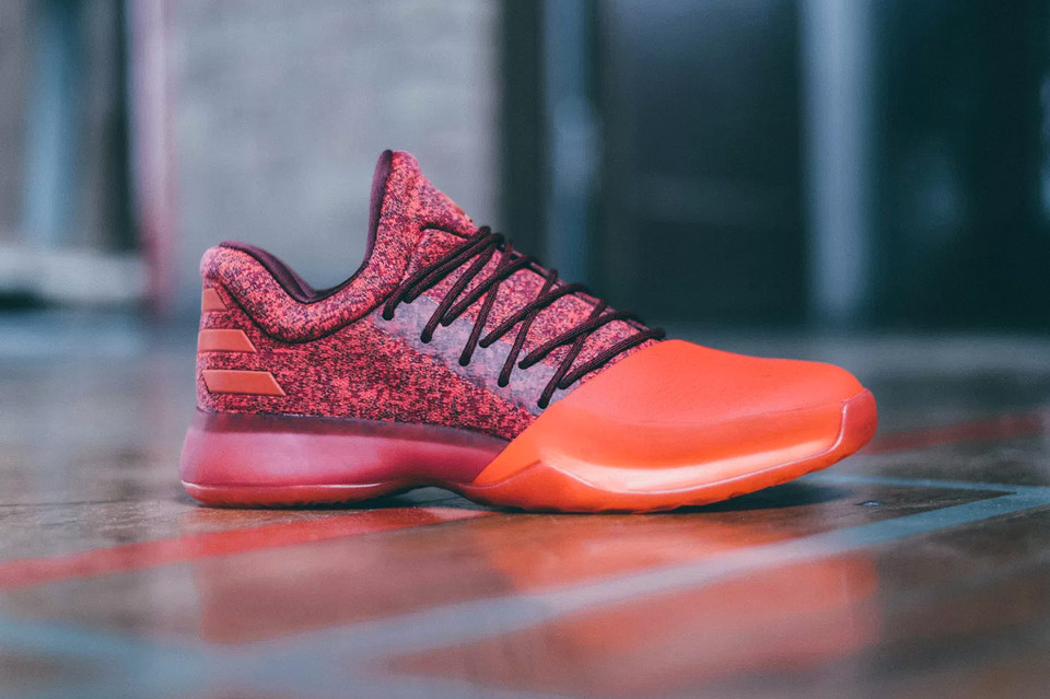 detailed look 60d40 60699 The adidas Harden Vol. 1