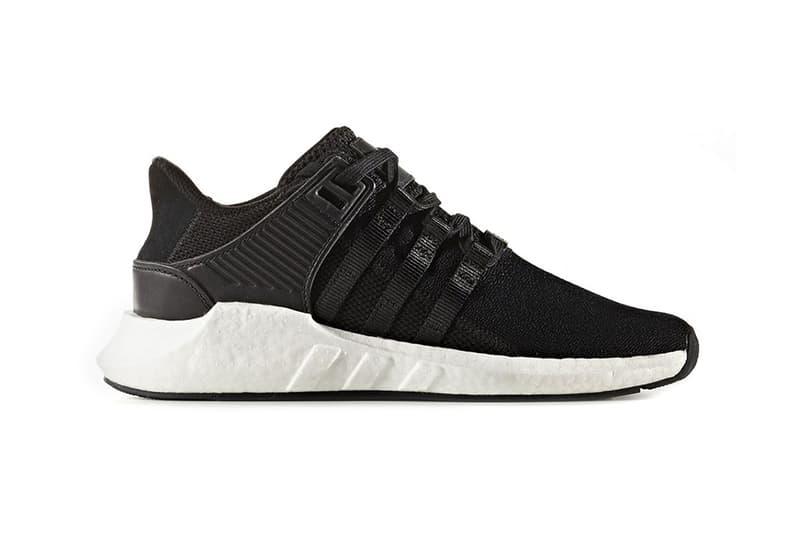 adidas Originals EQT Support Black Pack Footwear adidas Equipment Sneakers 76e078261184