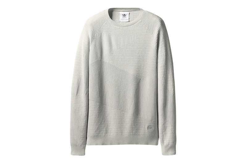 adidas Originals by wings+horns Grey Sweater