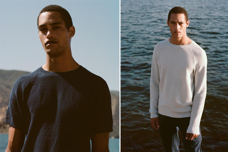 adidas Originals by wings+horns Campaign Grey Sweater