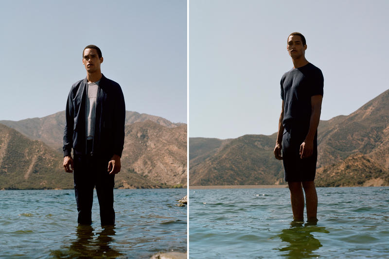 adidas Originals by wings+horns Campaign Navy Jacket