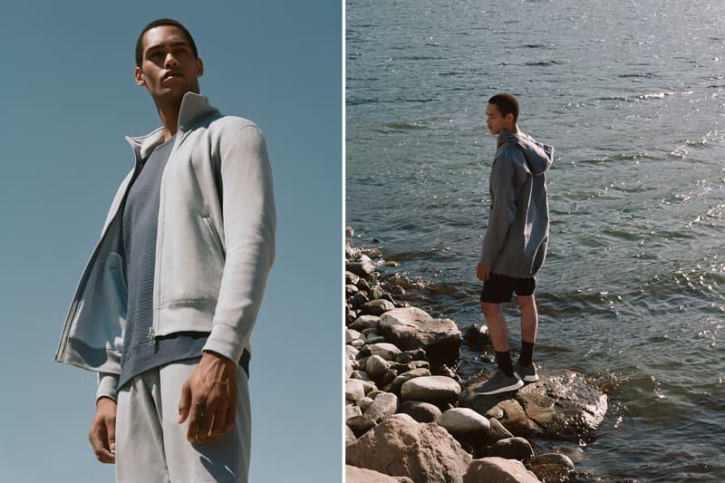 adidas Originals by wings+horns Campaign Grey Jacket