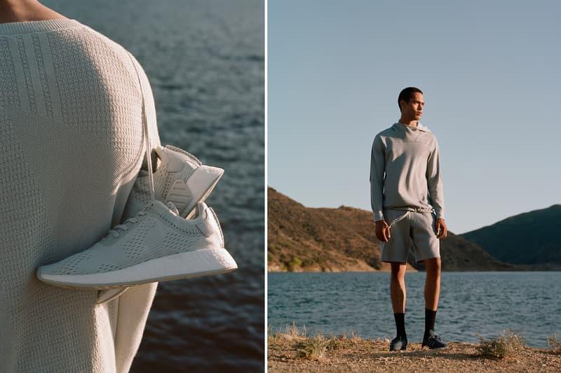 adidas Originals by wings+horns Campaign Grey Sweatshirt