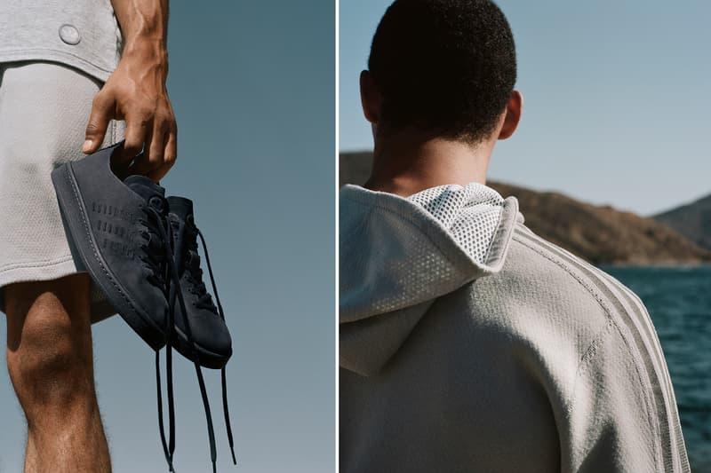 adidas Originals by wings+horns Campaign Grey Hoodie
