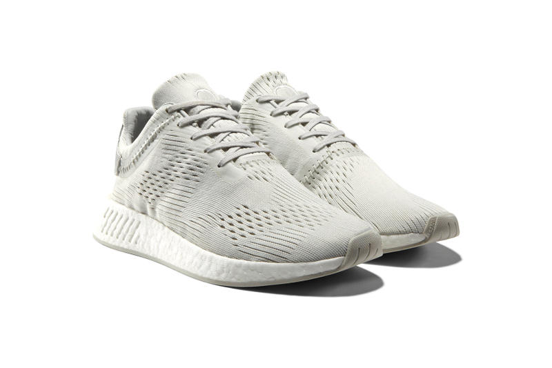 adidas Originals by wings+horns Heather Grey NMD_R2