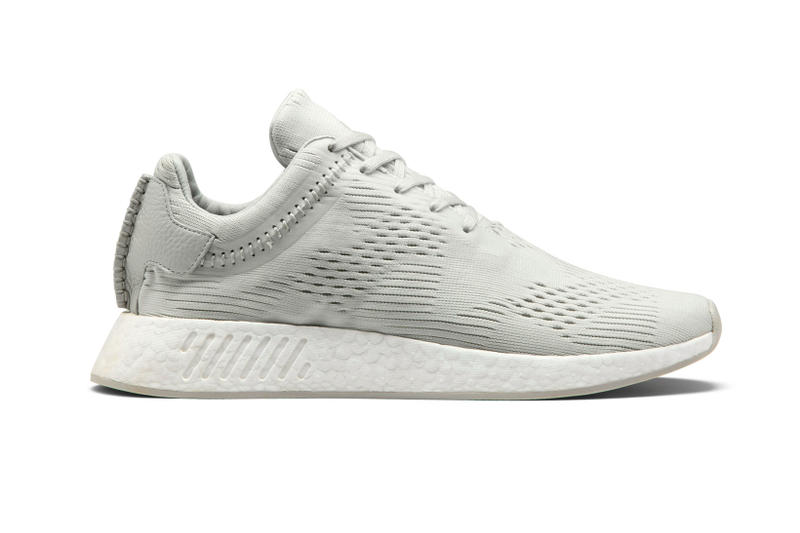 b21c1769fe31 adidas Originals by wings+horns Heather Grey NMD R2. 1 of 8