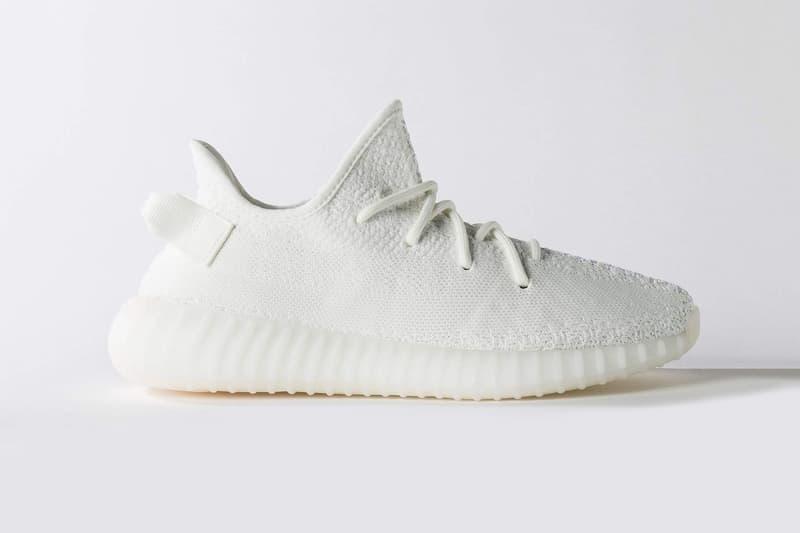 "adidas Originals YEEZY BOOST 350 V2 ""Cream"" Additional Stores Confirmed App Kanye West Three Stripes"