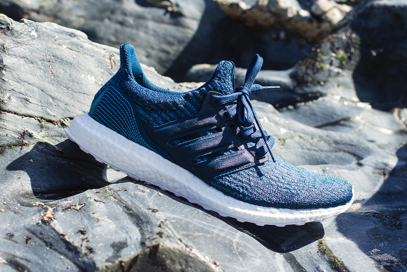 adidas UltraBOOST 3 0 Uncaged X Parley for the Oceans 2017 Spring Summer