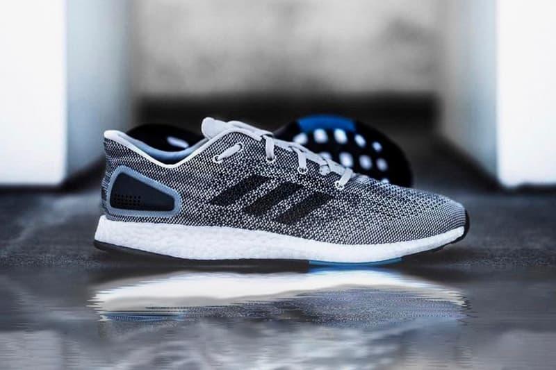 adidas PureBOOST DPR First Look sneaker streetwear