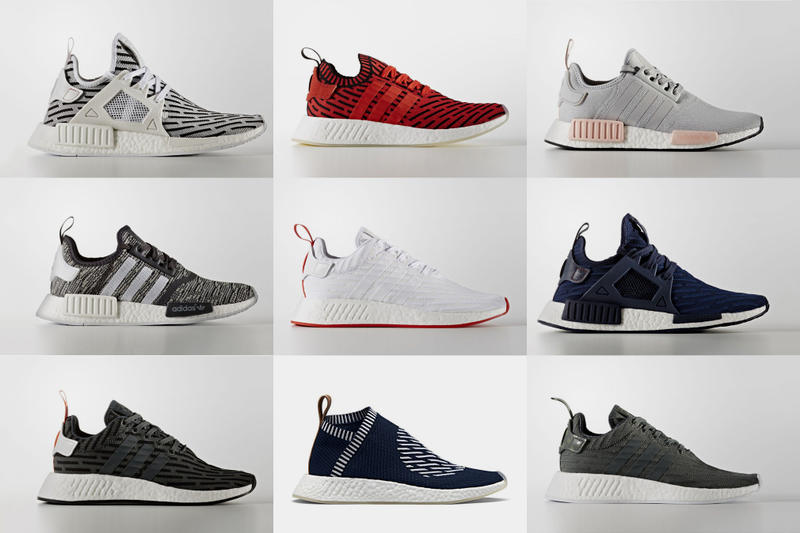 adidas Originals 19 NMD Styles April 6 Three Stripes NMD R2 City Sock CS2