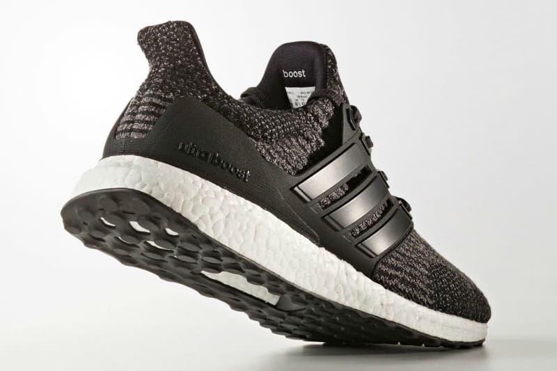 "adidas ultraBOOST 3.0 ""Core Black"" Update"