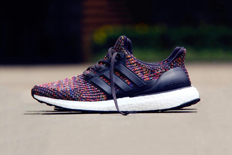 low priced 77dec cbf9c adidas UltraBOOST 3.0 Multicolor Sample Leak