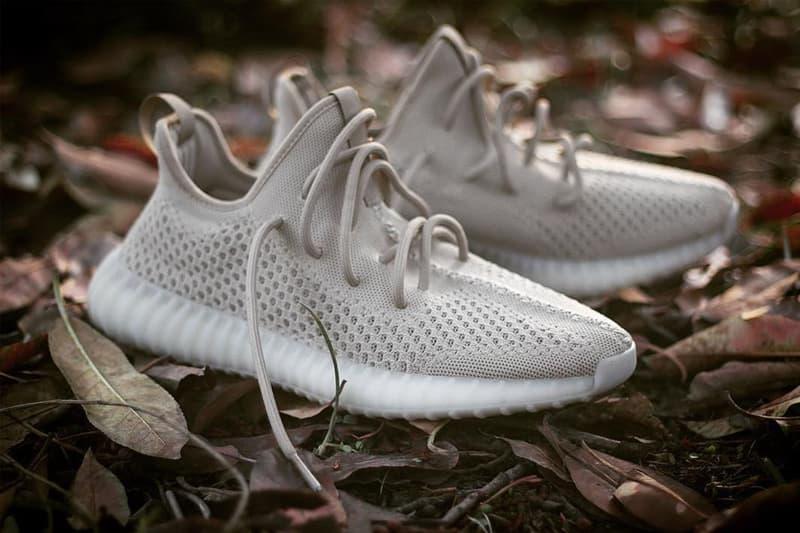 adidas YEEZY BOOST 350 V3 Leak Three Stripes Kanye West