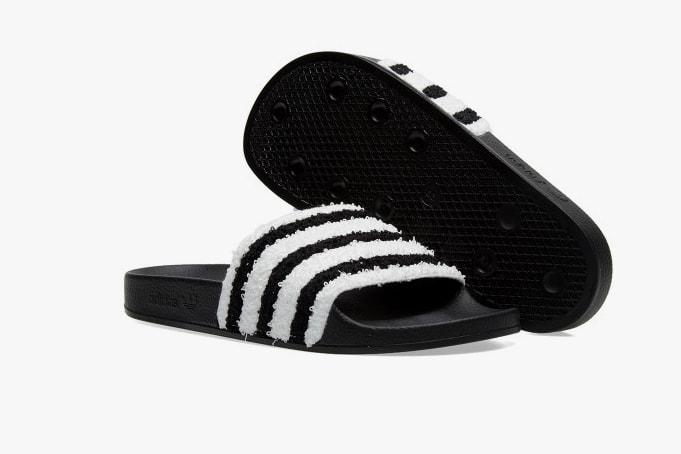 66ff7c0cbd7 These Sweatband adidas Adilette Slides Are Pool-Ready