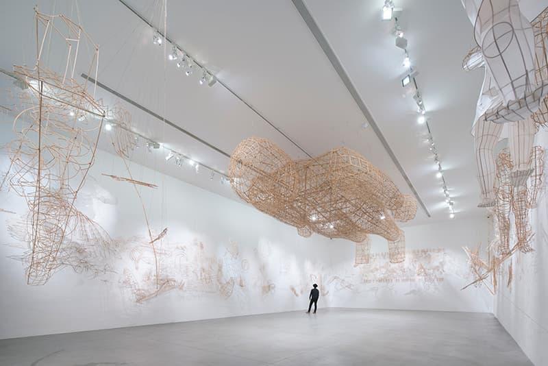 Ai Weiwei Mountains and Seas Château La Coste Exhibition Artwork Sculptures
