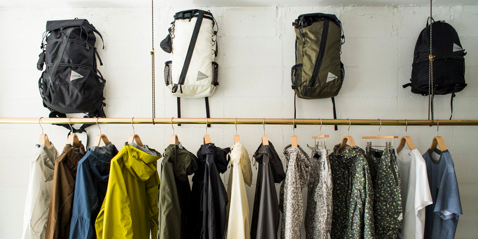 and wander Opens Its First Flagship Store in Shibuya, Tokyo.