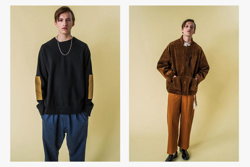 Anitya 2017 Fall/Winter Collection Lookbooks Unisex Clothes
