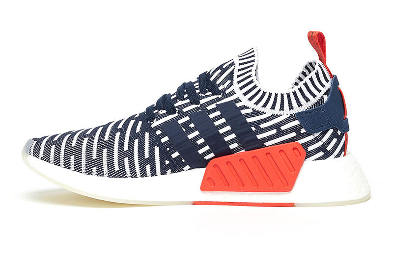 "e5b91d960a5e Another Look adidas NMD R2 ""Collegiate Navy"""