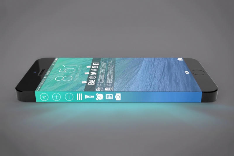 Apple OLED Panels Samsung iPhone 8 Smartphones iPhones Touch Screens Tim Cook