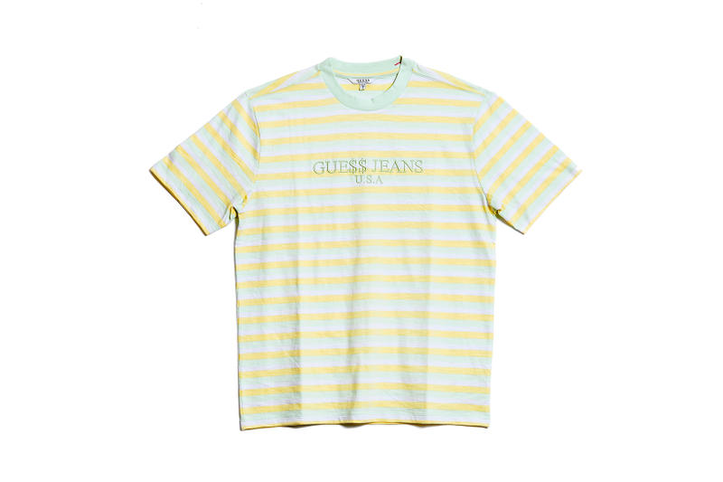 ASAP Rocky Guess Originals Ice Cream and Cotton Candy
