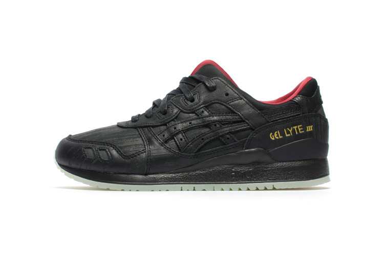 half off ceadb 93d21 ASICS Just Dropped a New GEL-Lyte III Model With a Familiar Nike Color  Scheme