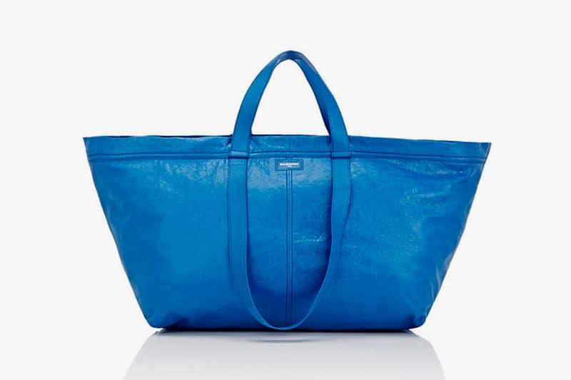 Balenciaga IKEA FRAKTA Shopping Bag