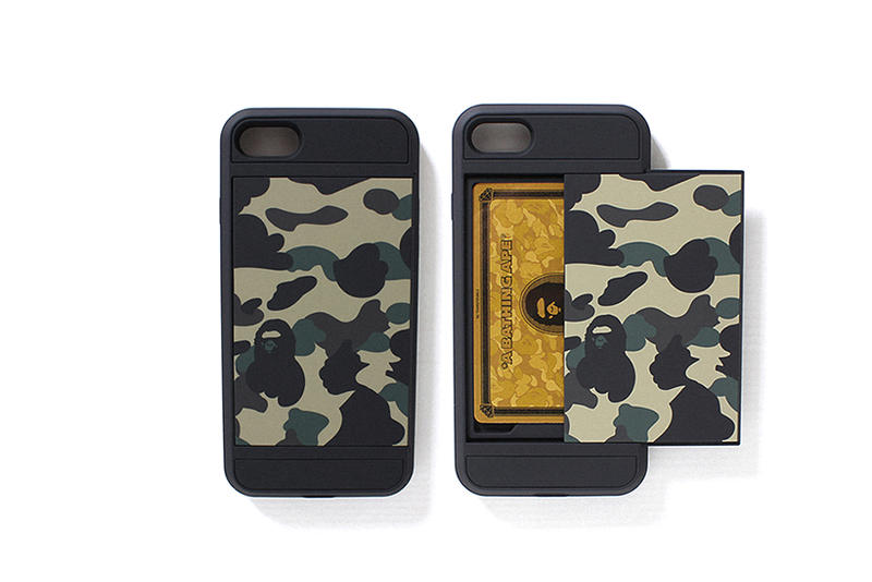 half off 3a673 b8207 BAPE 1st Camo iPhone 7/7 Plus Case | HYPEBEAST