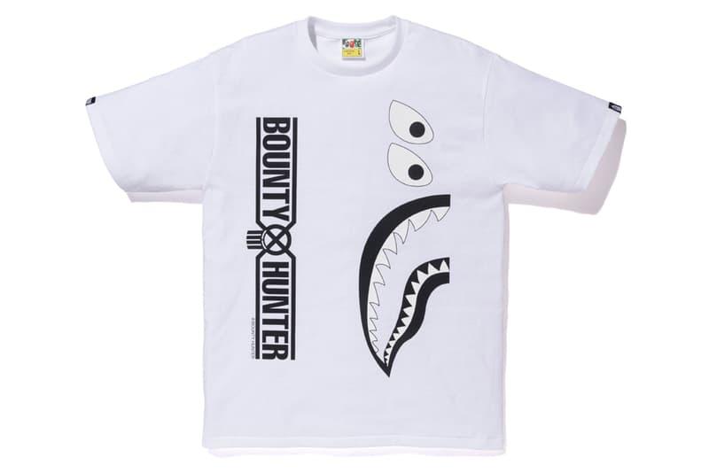 BAPE x Bounty Hunter Mad Shark Collection Announcement