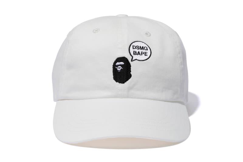 Dover Street Market Ginza BAPE Dad Hat