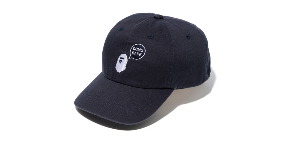 ff3086921 Dover Street Market Ginza x BAPE Dad Hat | HYPEBEAST