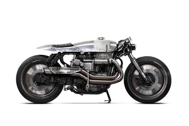 Barbara Custom Motorcycles Concept Designs