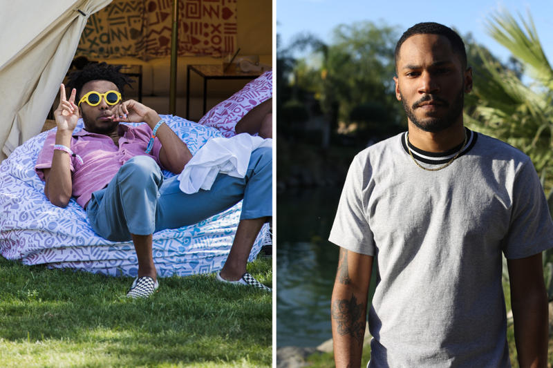 Beats by Dre Coachella Kaytranada, Erykah Badu Denzel Curry