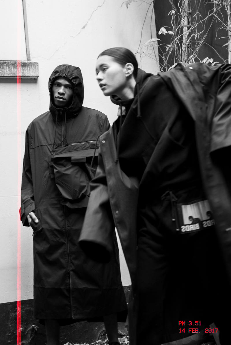 Big In Japan FOUR 2017 Spring/Summer Editorial Amsterdam Y3 OFF-WHITE JW Anderson Raf Simons Vetements Helmut Lang x Travis Scott
