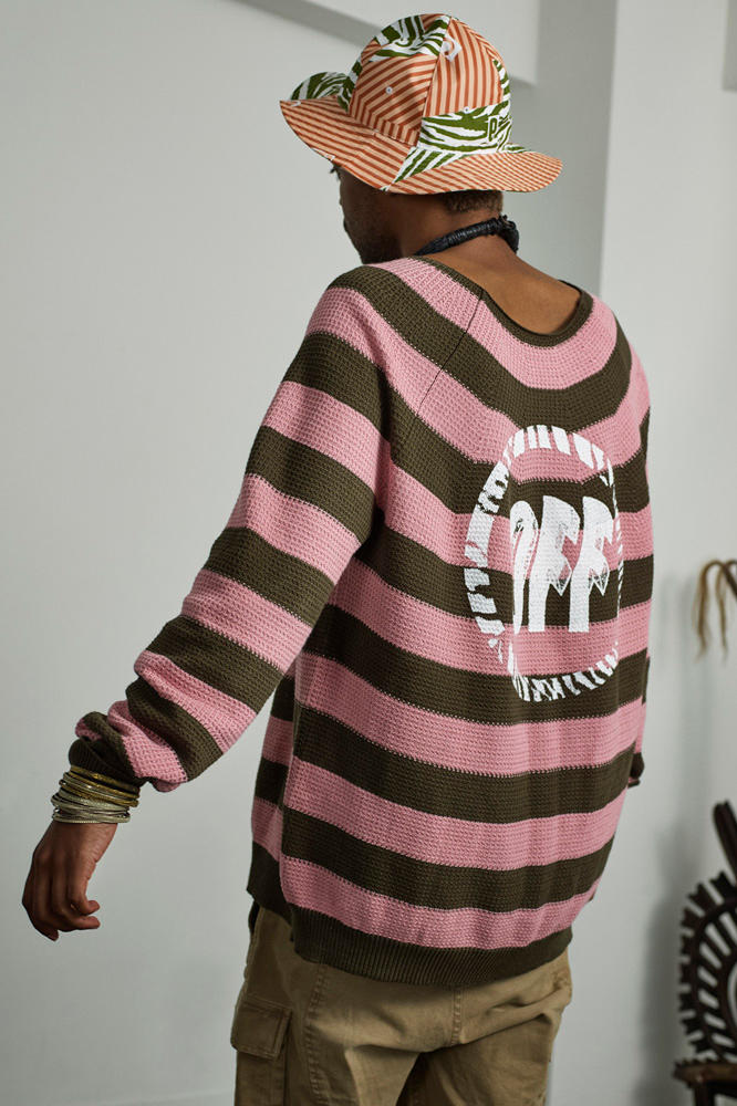 Black Weirdos 2017 Spring Summer Lookbook Hardcore Africa Punk