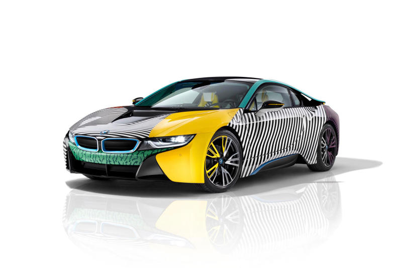 BMW i3 i8 Cars Memphis Design Group Garage Italia Customs