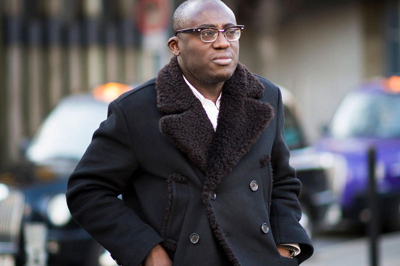 Edward Enninful Is British Vogue's New Editor In Chief