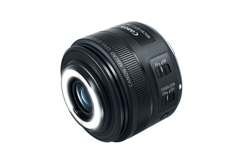 Canon EF-S 35mm f/2.8 Macro IS STM lens Cameras Lenses Devices Photography